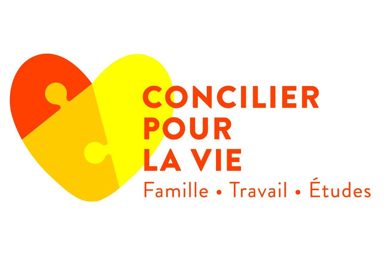 logo de concilier pour la vie
