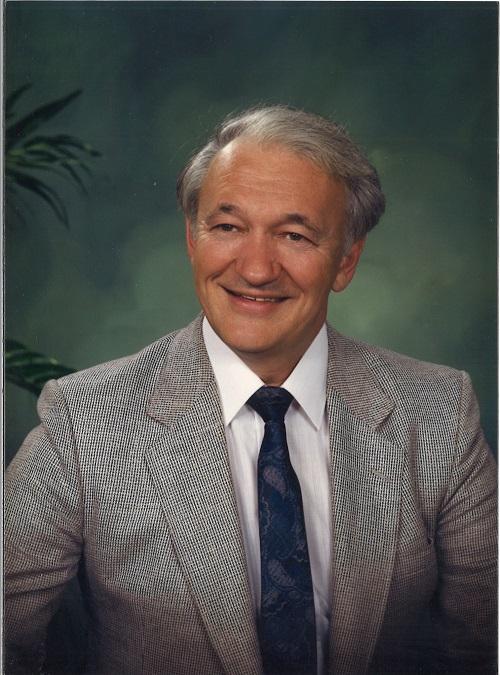 Jean-Paul Hetu en 1981