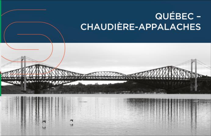Région Québec – Chaudière-Appalaches CSD