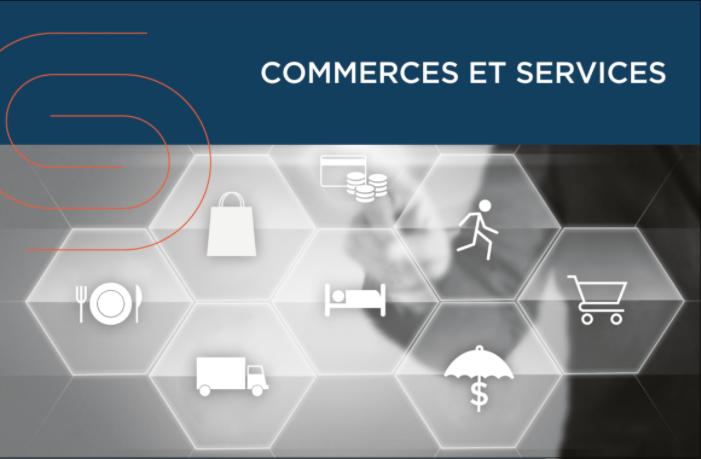 Commerces et services un secteur de la CSD