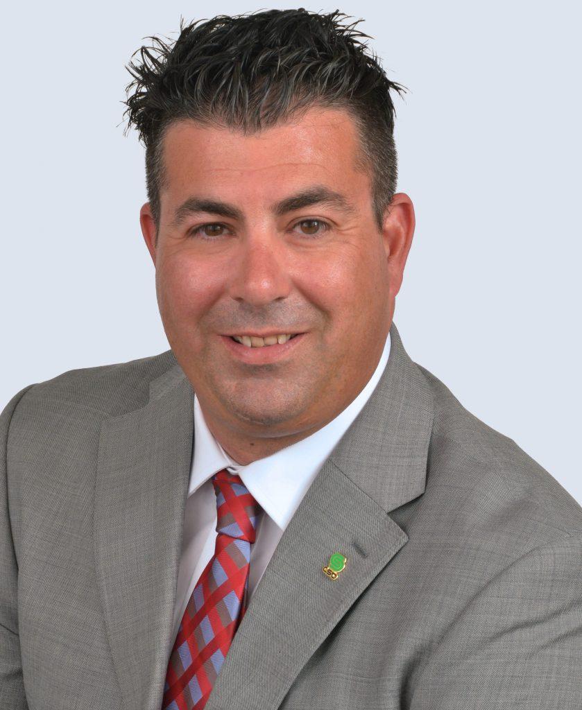 Kaven Bissonnette, vice-président CSD