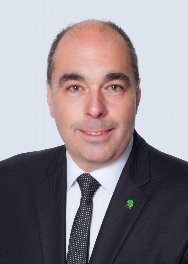 Luc Vachon, président CSD