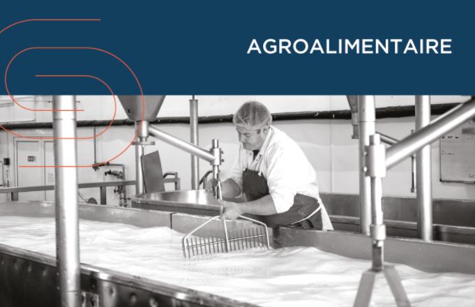 Agroalimentaire un secteur de la CSD