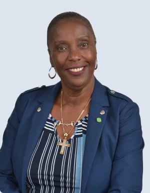 Bertolette Démosthène, présidente ADREQ Montréal