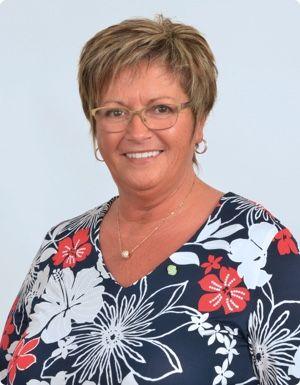 Christiane Joncas présidente ADRAQ Gaspésie