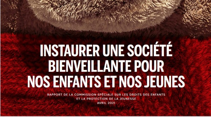 Couverture Commission Laurent